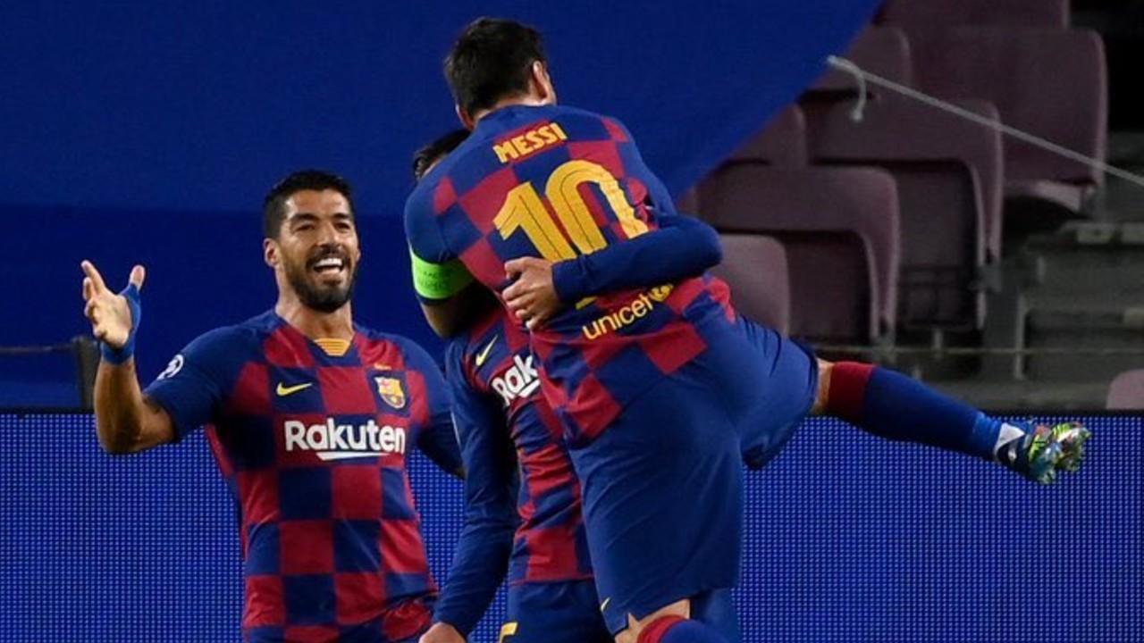 Sigue EN VIVO el Barcelona vs Napoli de la Champions League