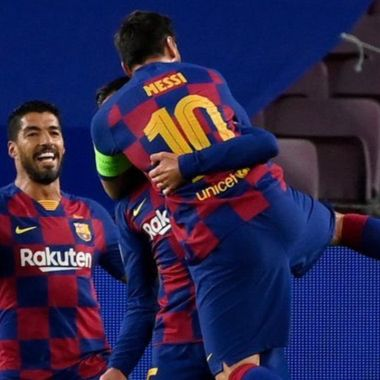 Sigue EN VIVO el Barcelona vs Napoli de la Champions League
