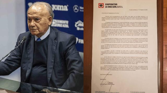 ¿Falsificaron la renuncia de Billy Álvarez en Cruz Azul?