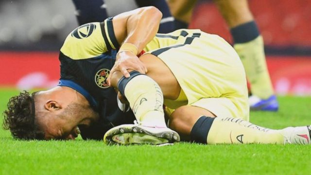 Bruno Valdez sufre severa lesión y acaba en el hospital