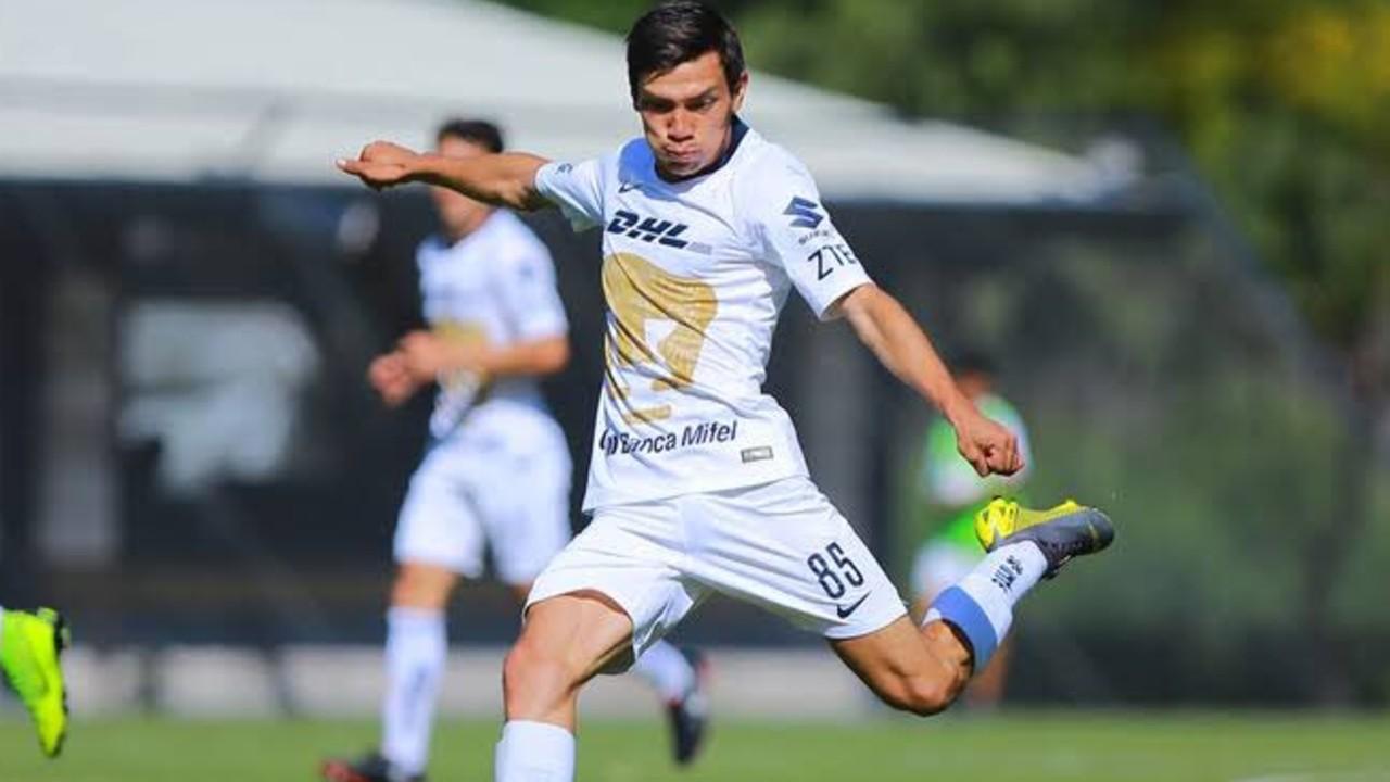 Bryan Lozano marcó su primer gol en la Liga de Expansión