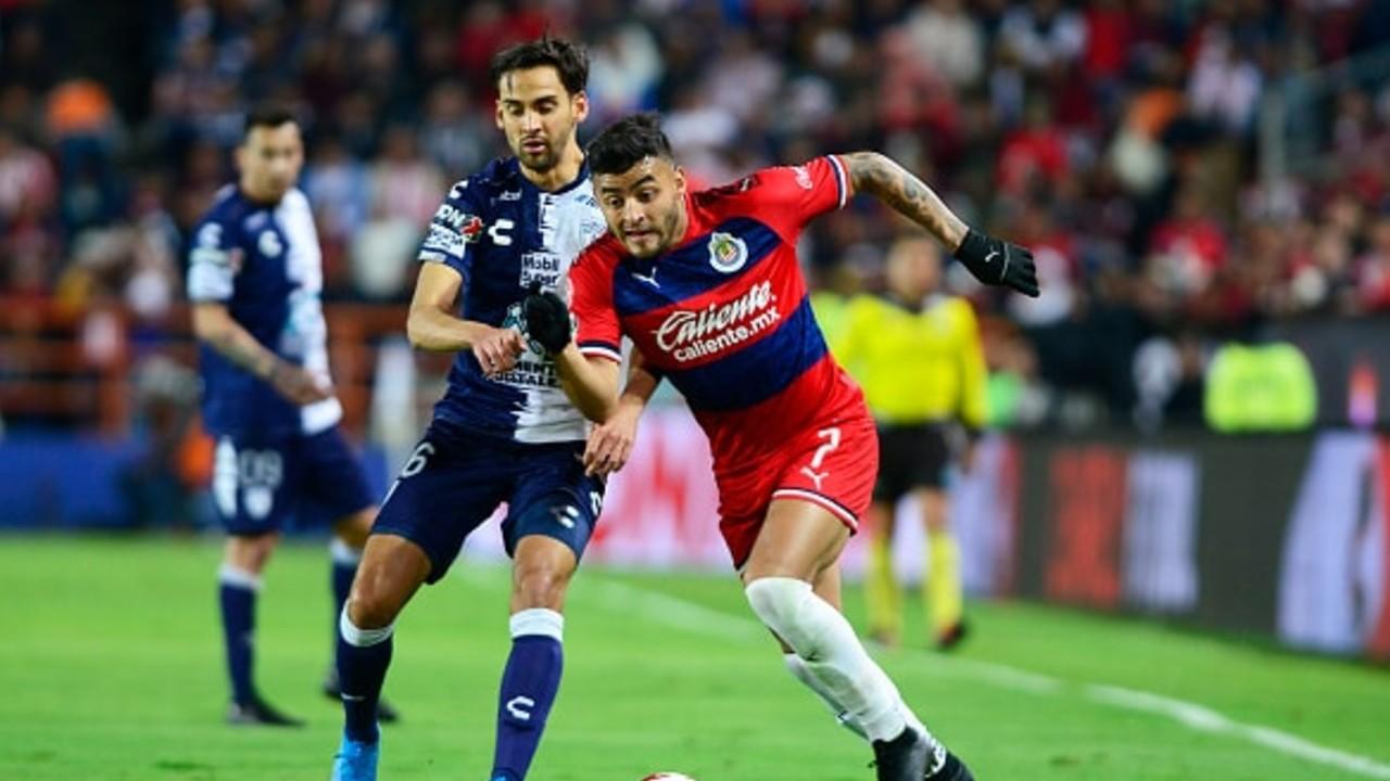 Alexis Vega volverá a jugar con Chivas