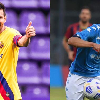 Messi y el Chucky jugarían juntos