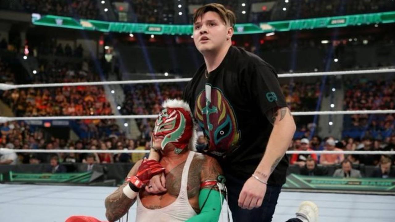 Asignan fecha para el debut del hijo de Rey Mysterio en WWE