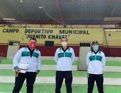 Estadio Juanito Chávez LBM Los Pleyers