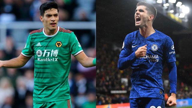 Pagan más en Europa por futbolistas estadounidenses que por mexicanos como Pulisic y Jiménez