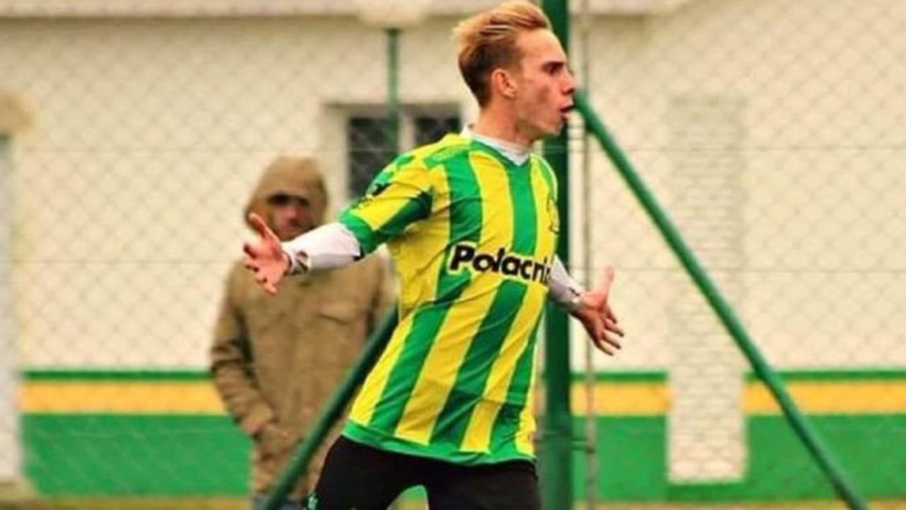 Muere Leandro Latorre, futbolista de 18 años tras suicidarse