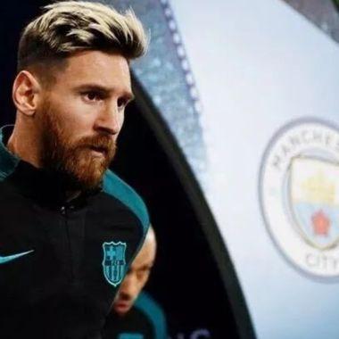 Revelan contrato y sueldo de Messi en el Manchester City