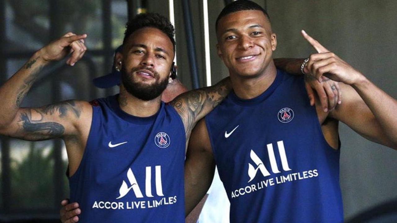 Gracias a la Champions League y al PSG Neymar y Mbappé están a un partido de convertirse en los mejores del mundo