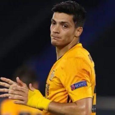 Cristiano Ronaldo elige a Raúl Jiménez para la Juventus