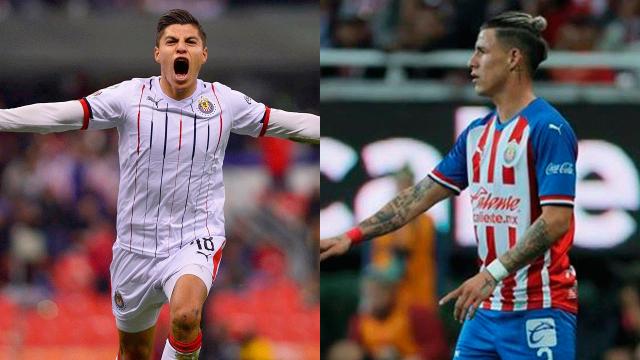 Chivas mandará a Ronaldo Cisneros y Cristian Chicote Calderón a la Liga de Expansión
