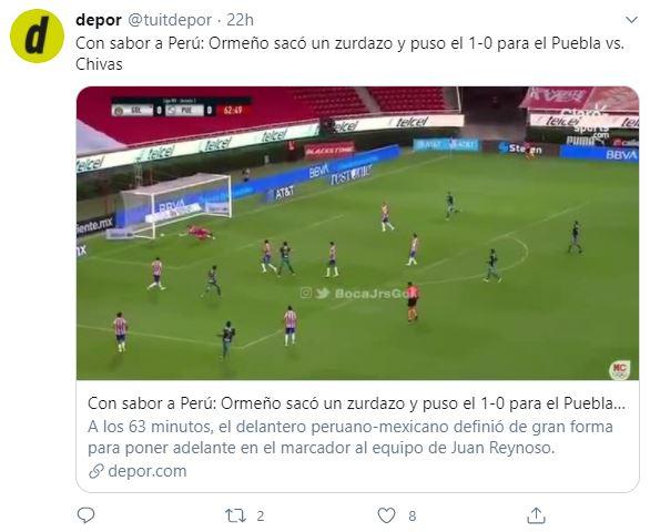 Santiago Ormeño Perú Puebla Los Pleyers