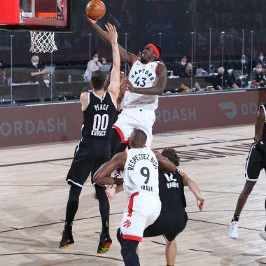 Horario y la opción de dónde puedes ver el Toronto Raptors vs Brooklyn Nets