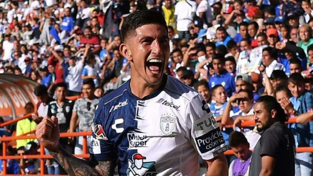 Víctor Guzmán se reintegra a Pachuca tras dar positivo a pruebas de dopaje