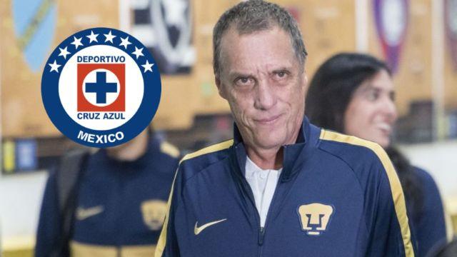 Ares de Parga quedaría al frente del Cruz Azul en la Liga BBVA MX 02/08/2020