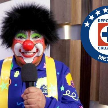 Chuponcito, el payaso que jugaba futbol en canchas llaneras