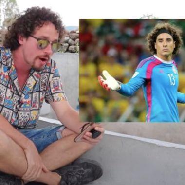 Luisito Comunica dedica video de memes a Guillermo Ochoa 02/08/2020