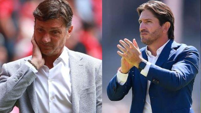 Esta semana Pumas define a su entrenador: Bruno Marioni o Hernán Cristante 02/08/2020