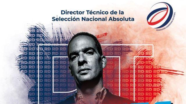 Entrenador mexicano dirigirá a República Dominicana en eliminatoria mundialistas 03/08/2020