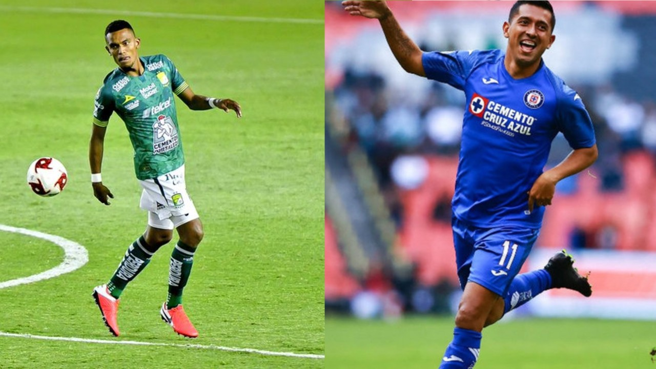 ¿A qué hora juega Cruz Azul vs León en Liga BBVA MX?