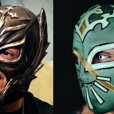 Cuánto cuestan y cómo conseguir las máscaras originales de lucha libre
