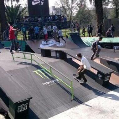 Cierran el Skatepark La Fuente, todavía puedes despedirte