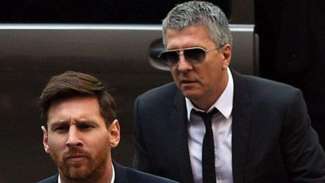 Padre de Lionel Messi niega llegada al Manchester City