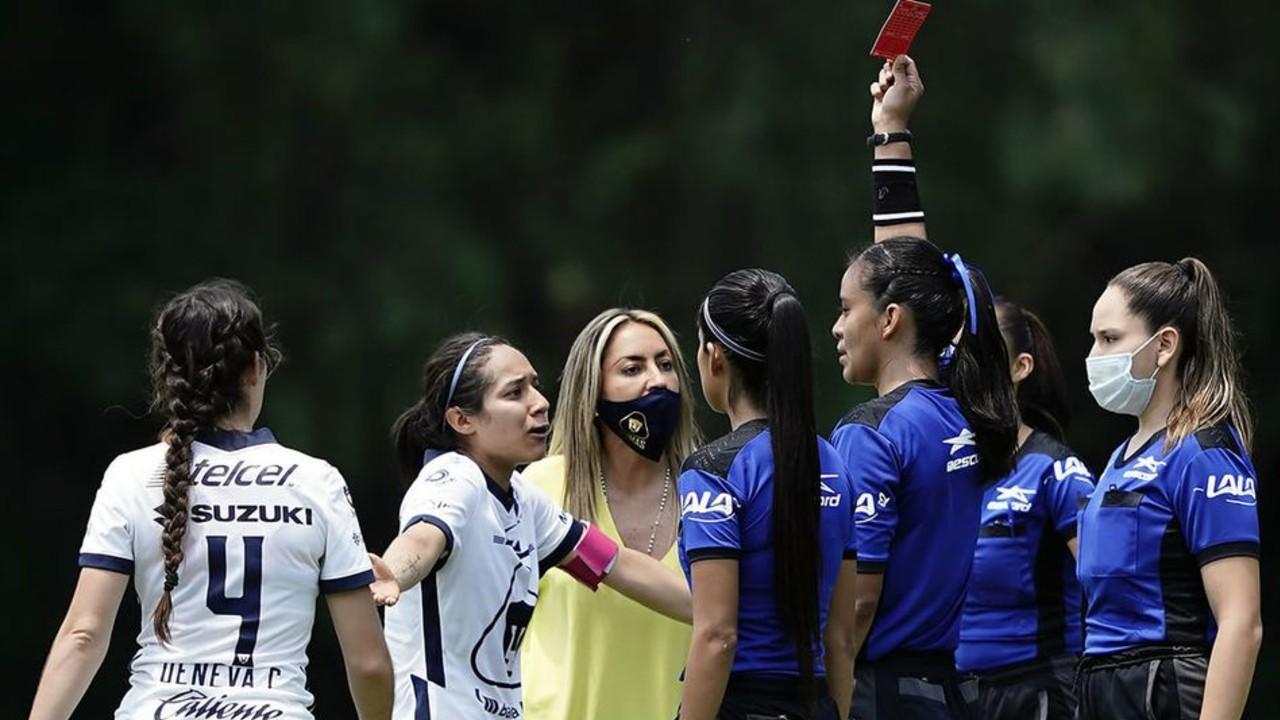 La Liga MX Femenil perdió los estribos