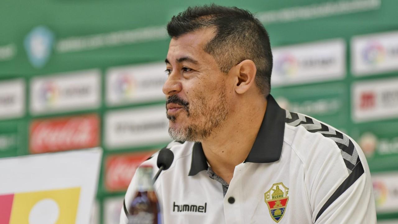 Jorge Almirón, el entrenador hecho en México que dirigirá en España