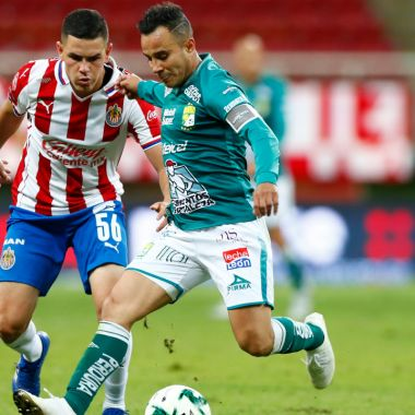 Semifinal de vuelta León vs Chivas
