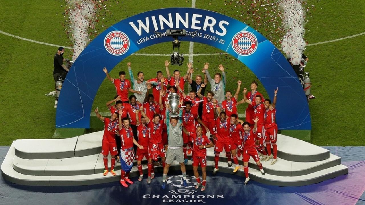 Bayern Munich campeón de todo en el 2020