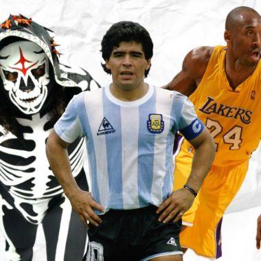 Deportistas fallecidos en el año 2020 kobe parka maradona