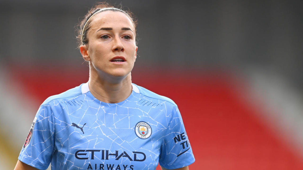 Lucy Bronze ganadora del The Best 2020