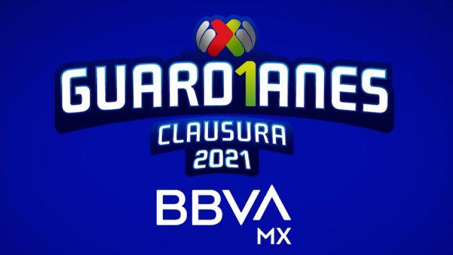 Liga BBVA Mx Torneo Guard1anes 2020