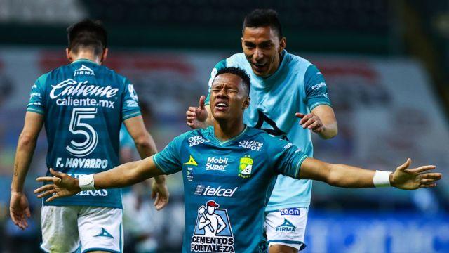 Yairo Moreno campeón con León Guard1anes 2020