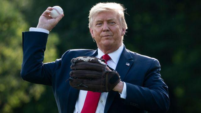 Donald Trump y sus polémicas deportivas