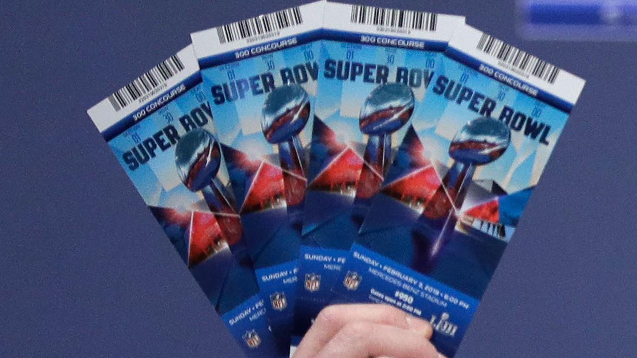 cuanto cuesta ir al super bowl 2021 boletos
