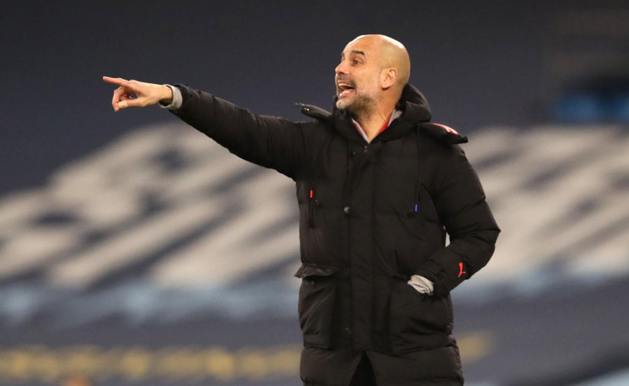 Pep Guardiola es un exitoso técnico