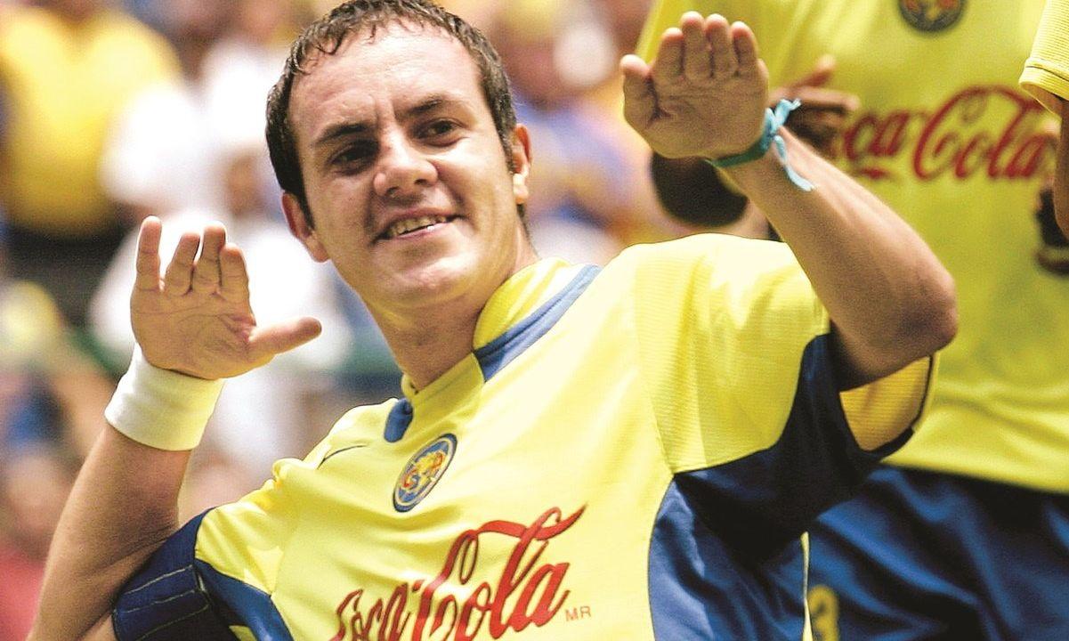 Cuauhtémoc Blanco y sus mejores goles