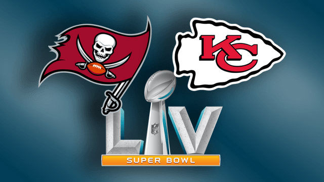 super bowl LV 2021 kansas chiefs buccanners tampa bay