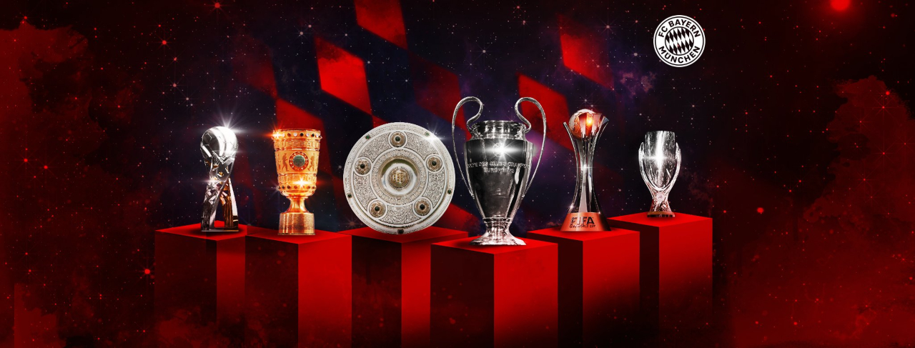 Bayern Munich Sextete