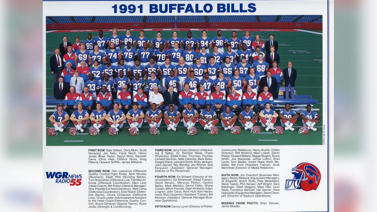 Buffalo Bills 1991