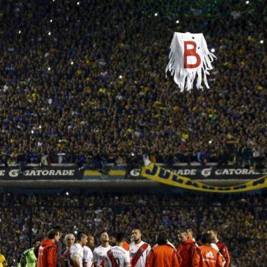 El fantasma de la b River Plate