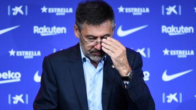 Josep Maria Bartomeu es arrestado