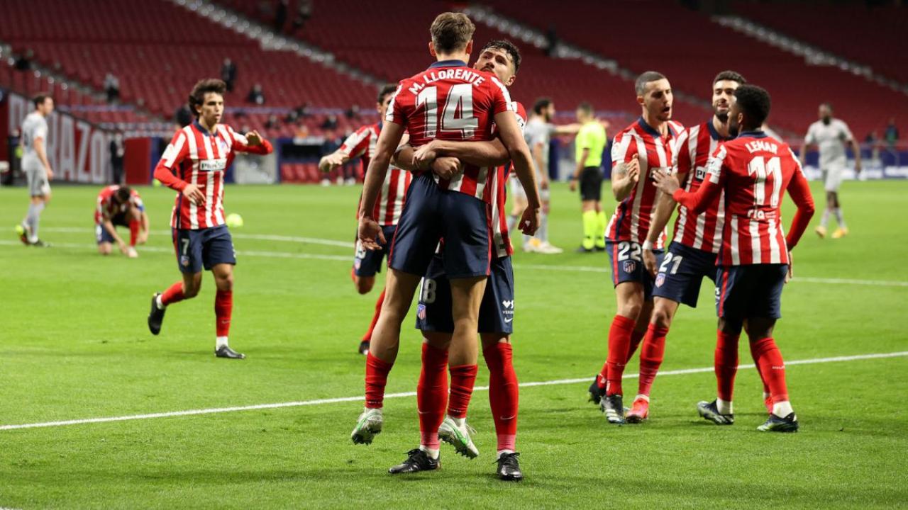 Atlético de Madrid vs. Athletic Bilbao