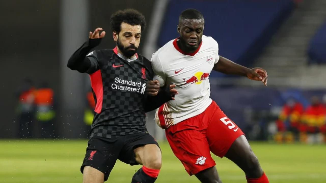 Liverpool Leipzig UEFA Champions League