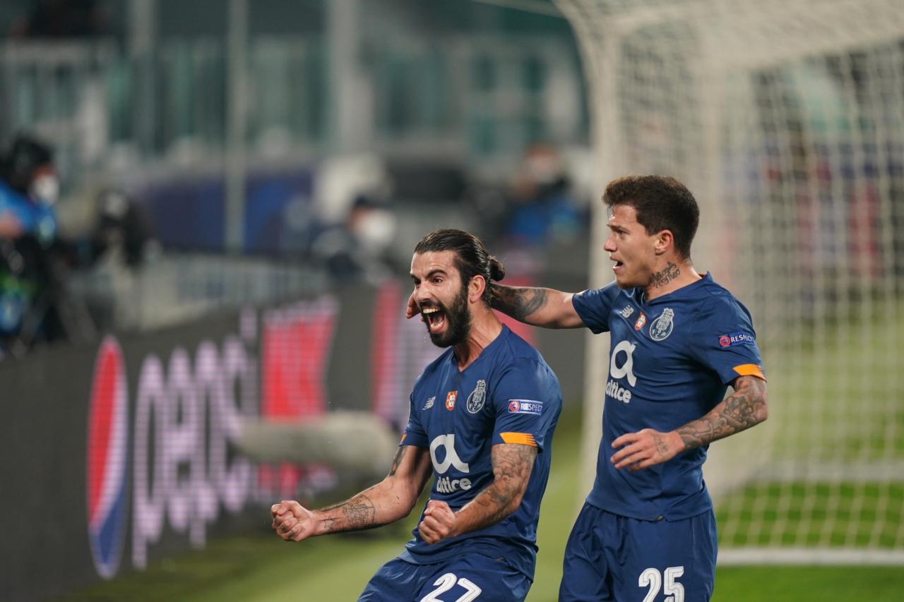 Porto Juventus octavos de final