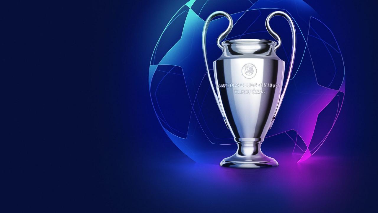 UEFA Champions League trofeo