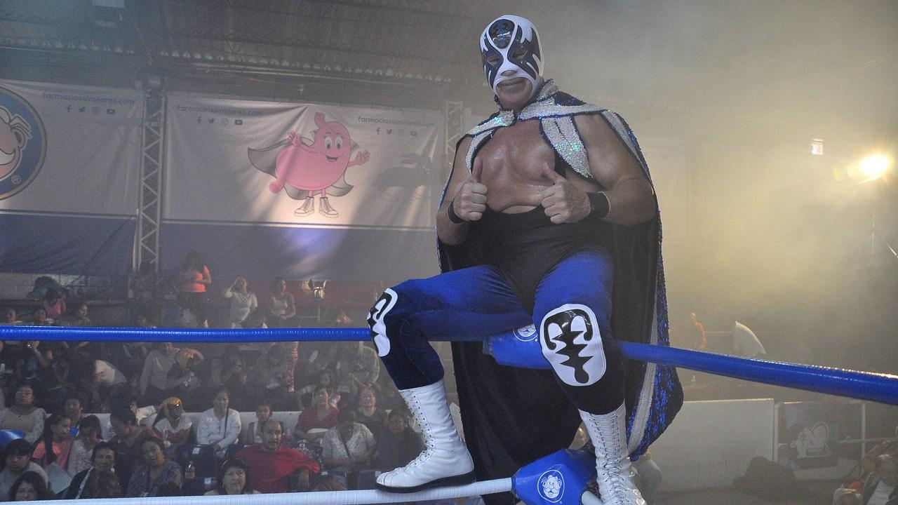 atlantis luchador cmll mascara aniversario