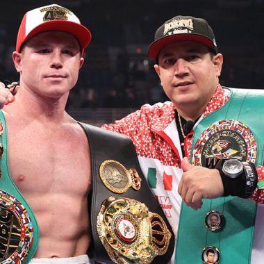Boxeador apostará nocaut Canelo a Saunders